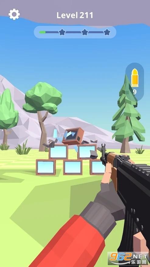 射击牧场3D游戏