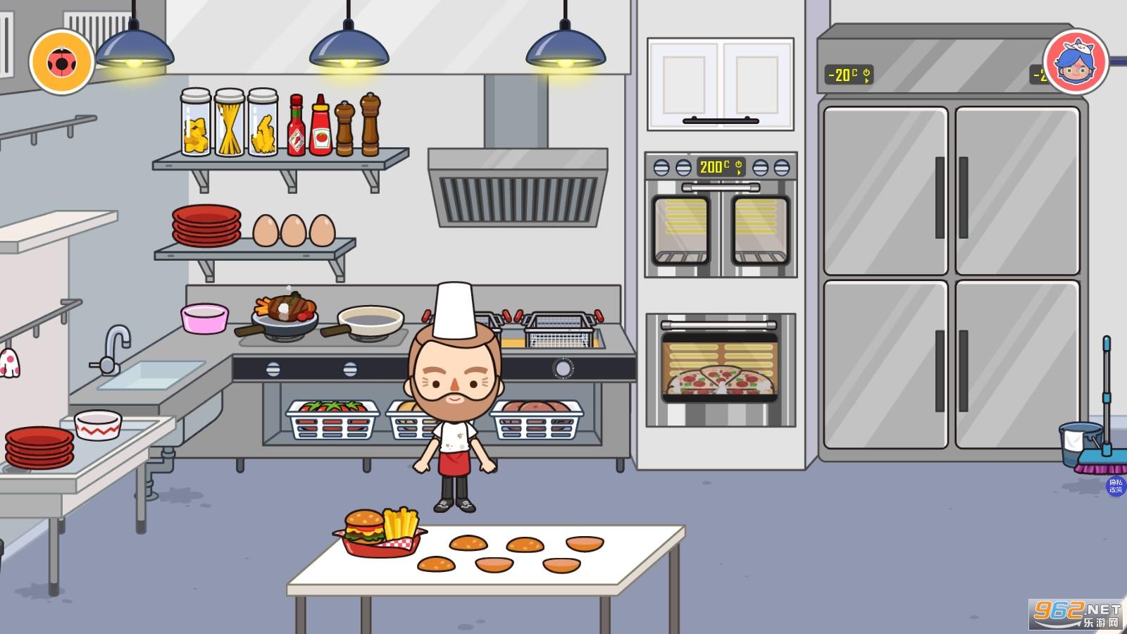 托卡迷你小世界游戏v1.0免费下载截图2