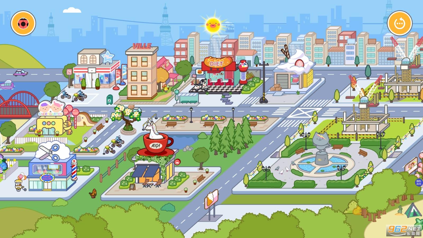 托卡迷你小世界游戏v1.0免费下载截图5