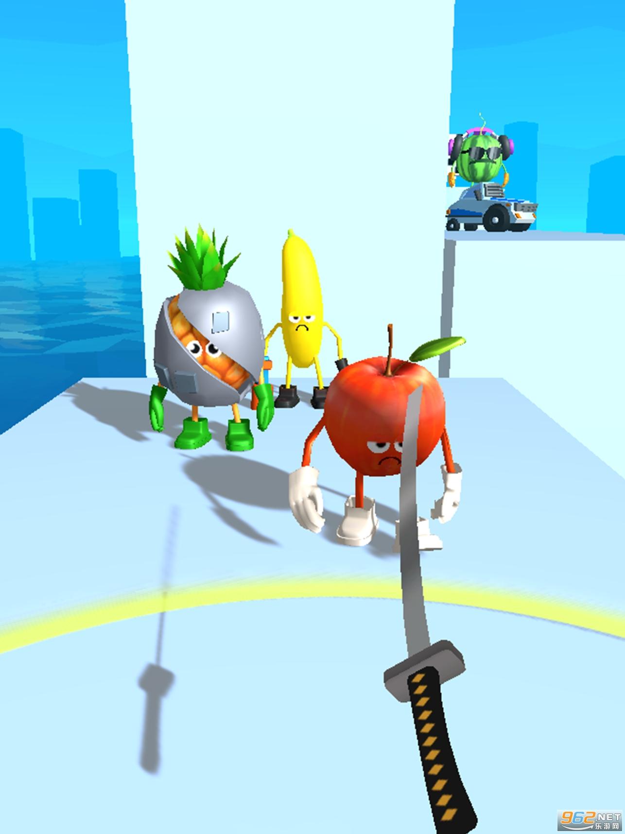 乱斩大师3D游戏Slash Masters 3Dv1.2 免费版截图0