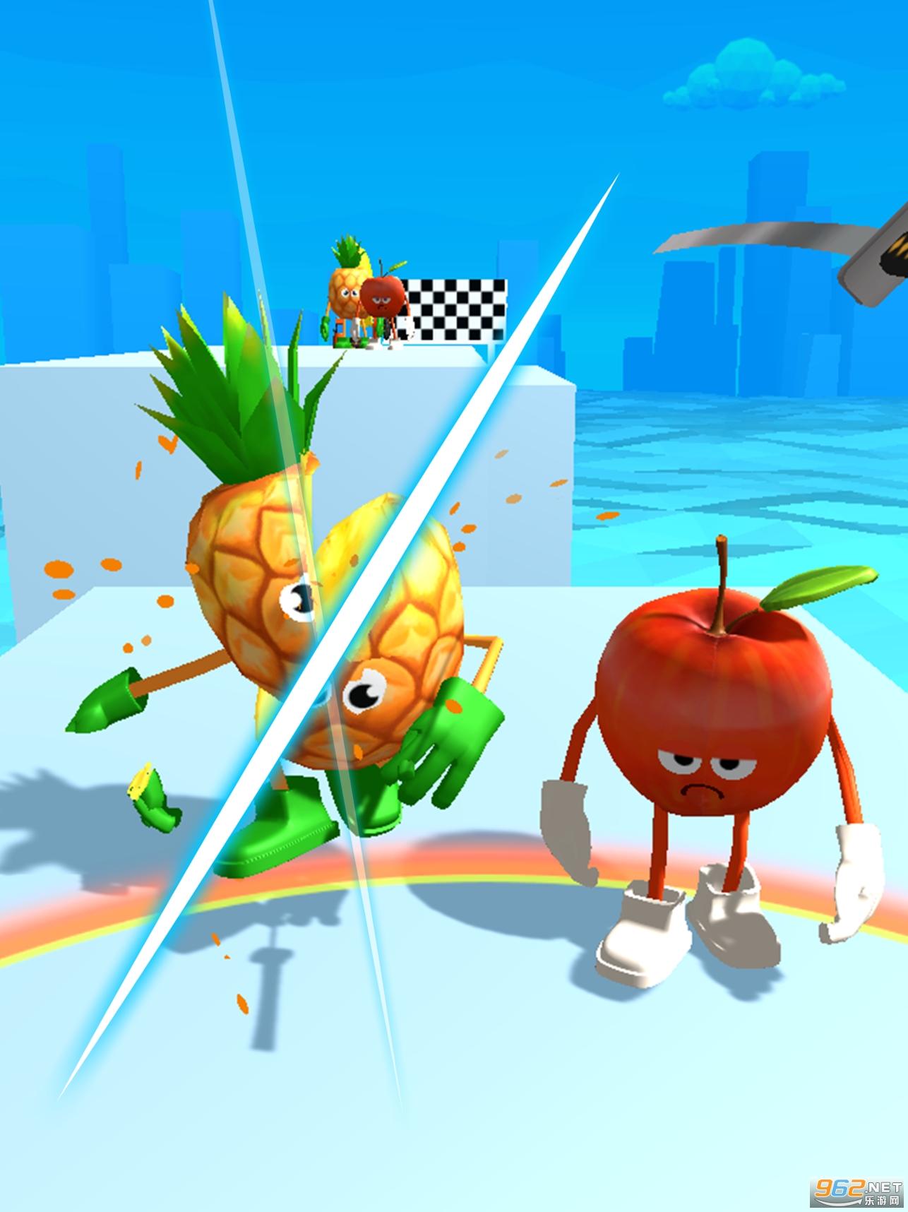 乱斩大师3D游戏Slash Masters 3Dv1.2 免费版截图1