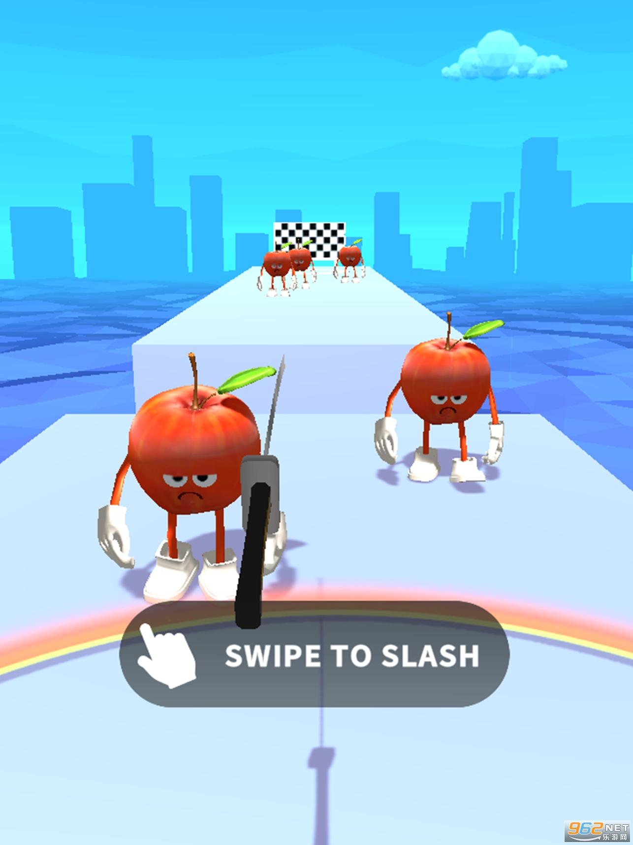 乱斩大师3D游戏Slash Masters 3Dv1.2 免费版截图3