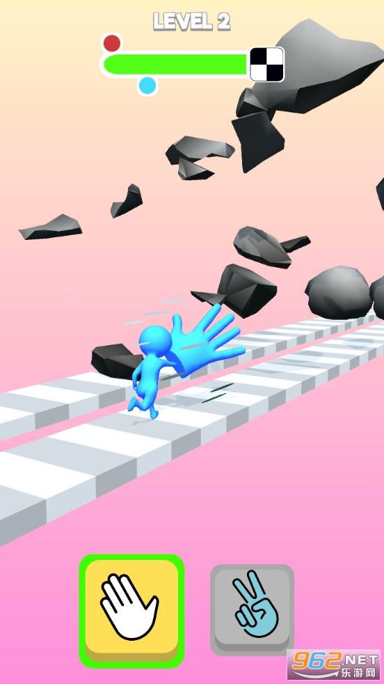 剪刀石头布3D游戏v0.1 (Rock Paper Scissors 3D)截图2