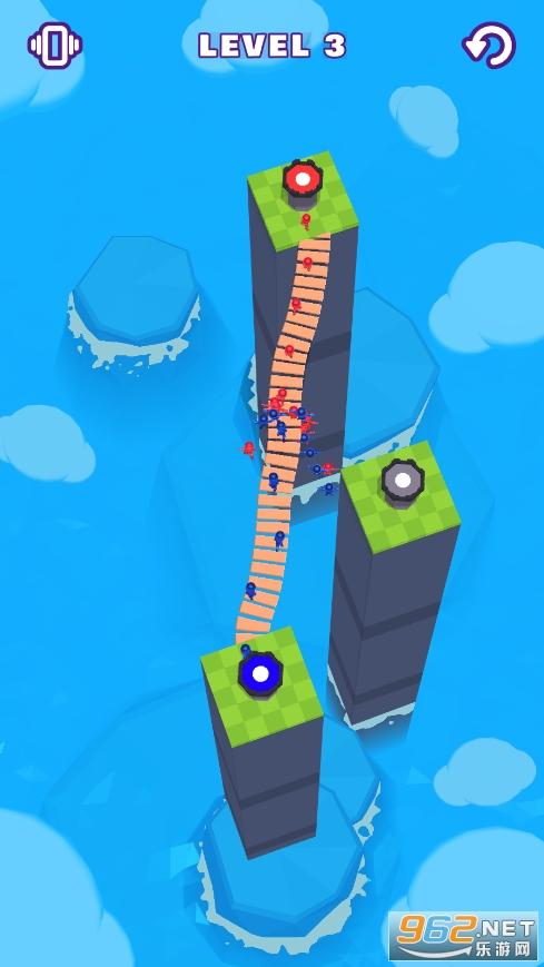 独木桥大战游戏v0.1.0 安卓版截图3