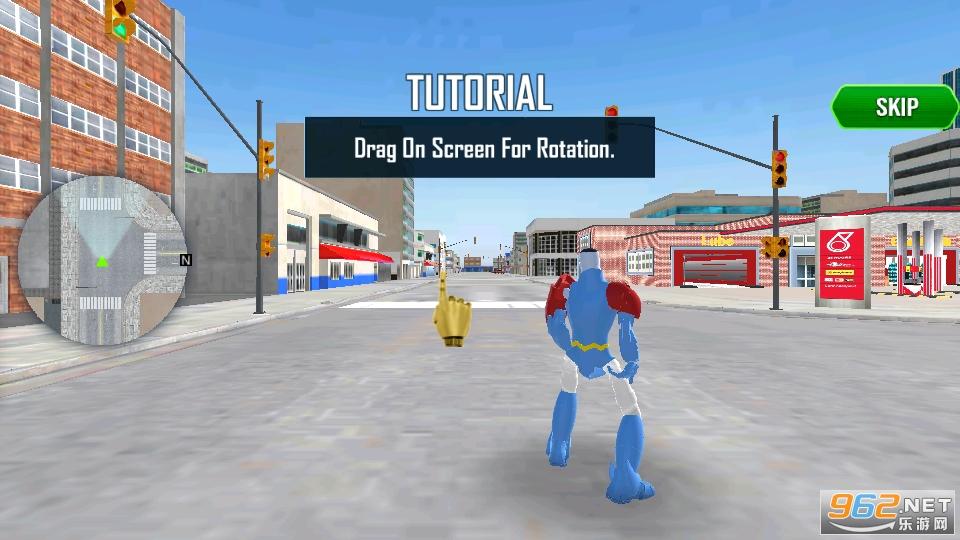 城市飞人之战游戏v4.0 安卓版截图1