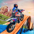 真正摩托车特技比赛游戏v1.0.0 免费版