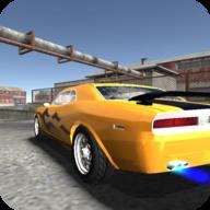 多人赛车漂移竞赛游戏v0.1可联机版