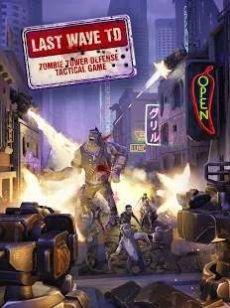 霓虹城的幸存者游戏v0.22Last Wave TD截图0