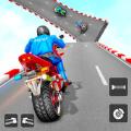 摩托车特技竞技(最新版)游戏2021v1.8破解版