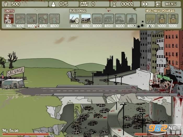 建筑队大战僵尸手机版v3.0PC移植截图2