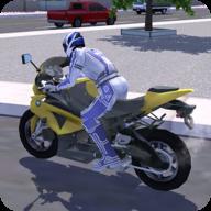 城市摩托车骑手游戏v1.1 安卓版