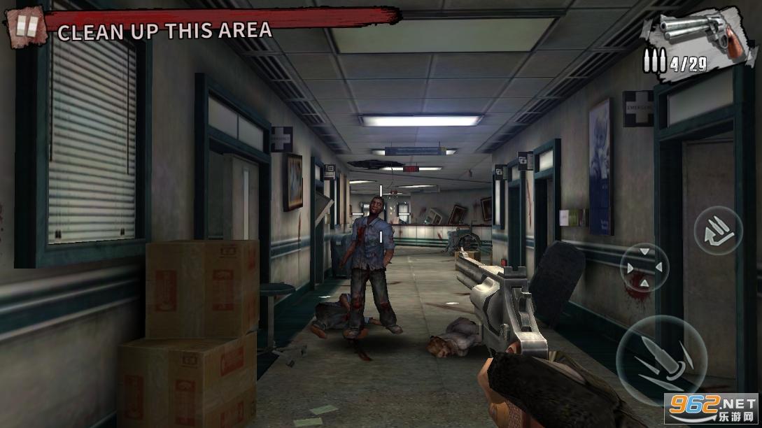 僵尸前线狙击手最新版v2.05 手机版截图1