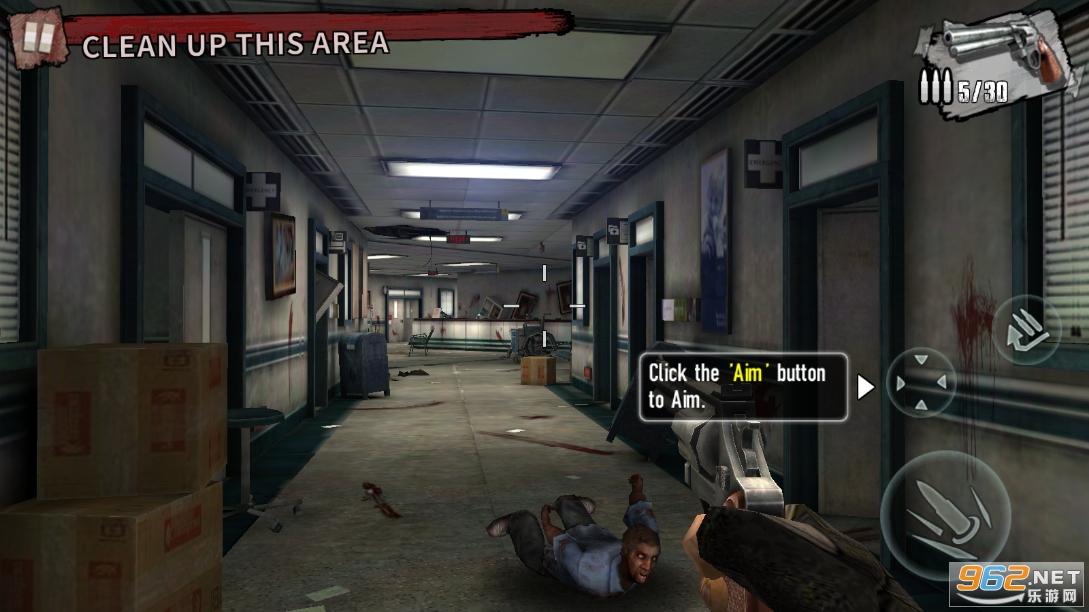 僵尸前线狙击手最新版v2.05 手机版截图2