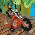 摩托车特技丛林赛3D游戏v1.0最新版