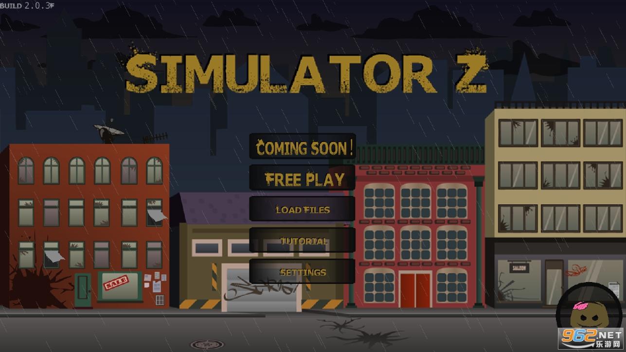僵尸模拟器Z游戏v2.0.3 安卓版截图1