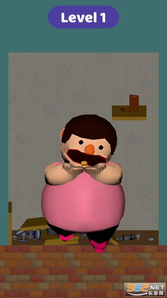 弹跳胖子游戏v1.0.1 安卓版截图2