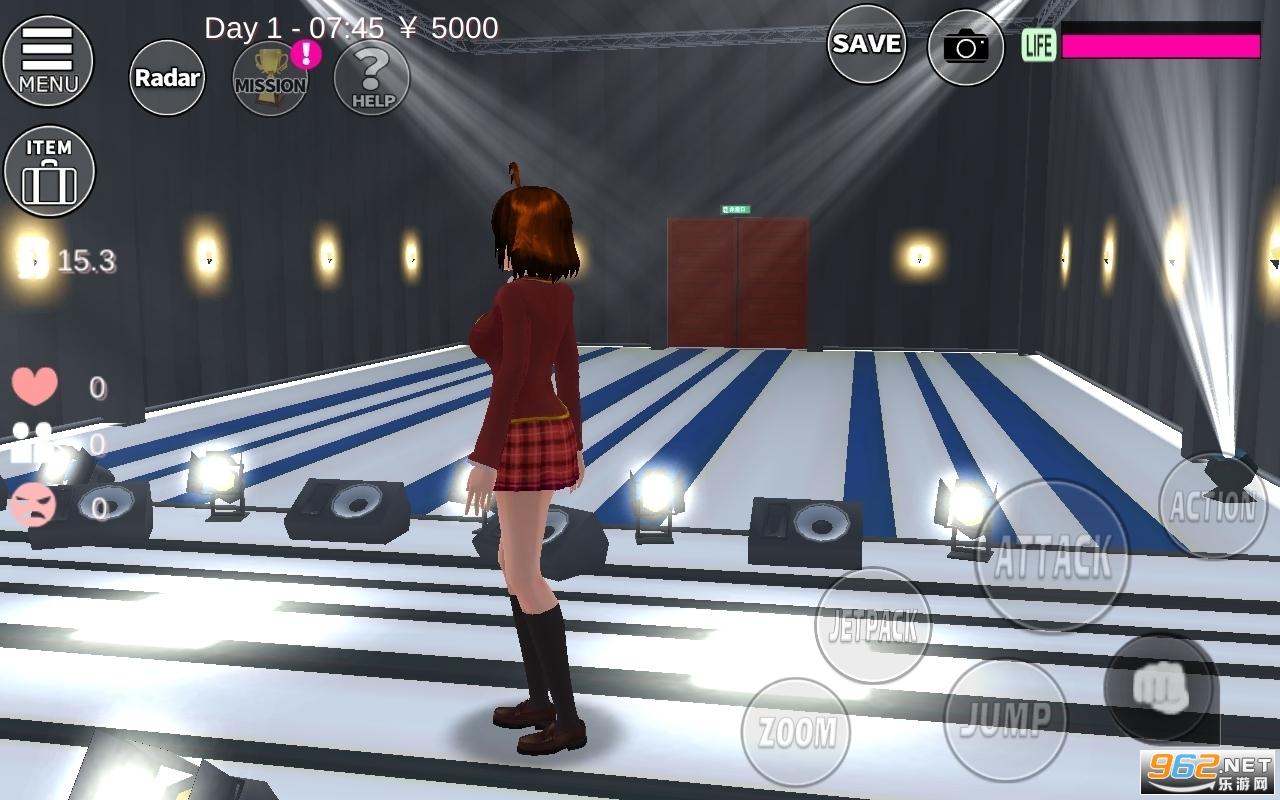 樱花校园模拟器1.038.51演唱会最新版截图4