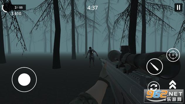 猎人僵尸生存游戏v0.4安卓版截图1