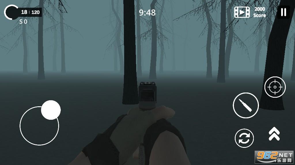 猎人僵尸生存游戏v0.4安卓版截图3