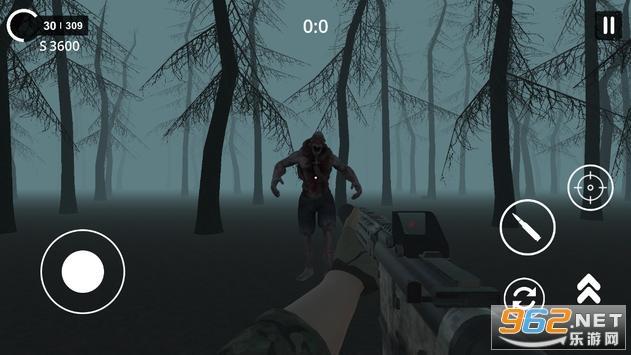猎人僵尸生存游戏v0.4安卓版截图0