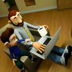在家工作模拟器游戏v1.0.1 手机版