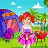 烧烤夏令营假期游戏v1.0 免费版