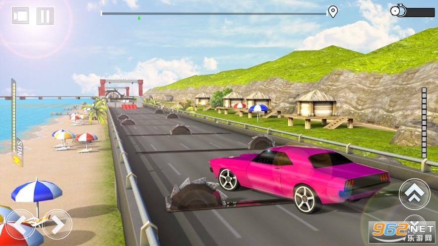 致命竞赛超级汽车驾驶模拟器