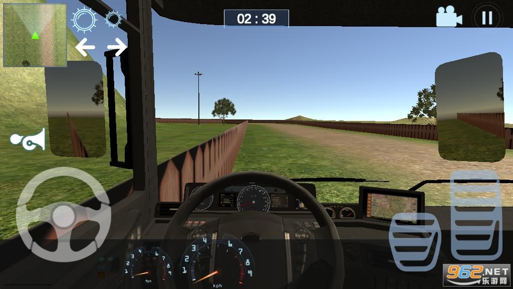 真正的卡车司机real truck driver2021