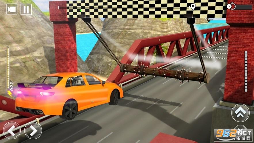 致命竞赛超级汽车驾驶模拟器v1.0官方版截图2