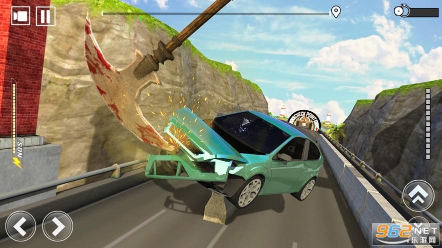致命竞赛超级汽车驾驶模拟器v1.0官方版截图3