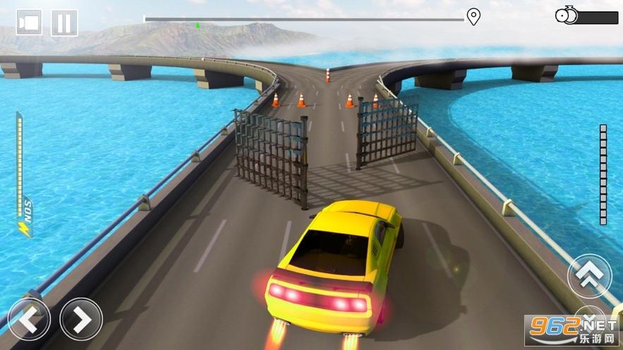 致命竞赛超级汽车驾驶模拟器v1.0官方版截图1