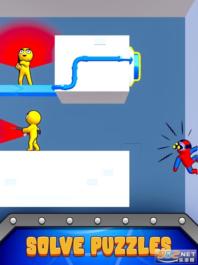 爬墙小飞侠游戏v1.0.1 小游戏截图4