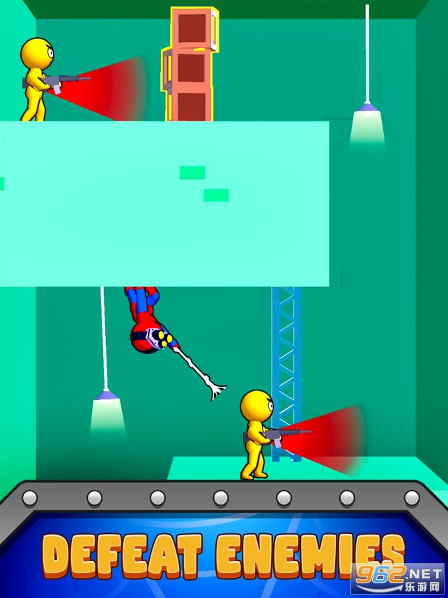 爬墙小飞侠游戏v1.0.1 小游戏截图2