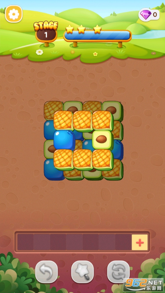 Veggie Tile游戏v1.0.1 安卓版截图0