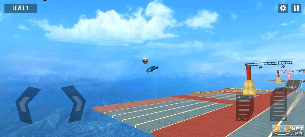 Mega Ramp Stunts破解版v10.6最新版截图3