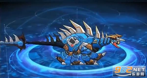 机甲怪兽进化游戏小游戏截图1