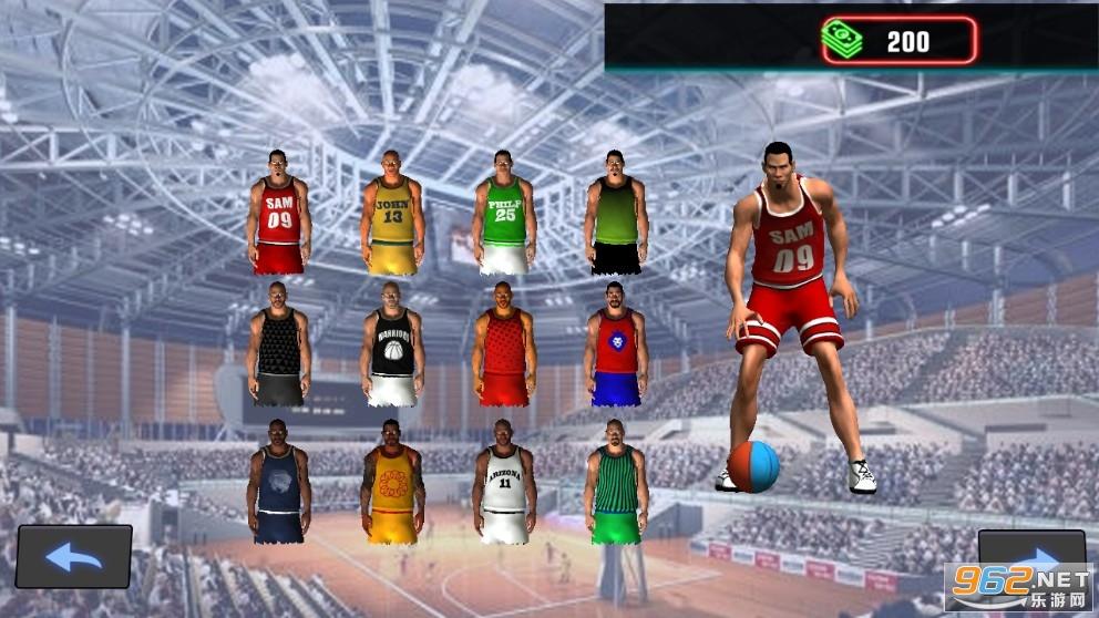篮球大比拼手机版v1.0 安卓版截图4