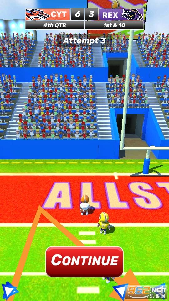 迷你足球大混乱游戏v0.14 手机版截图2