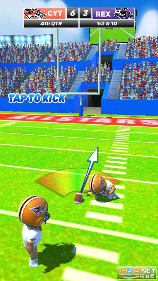 迷你足球大混乱游戏v0.14 手机版截图5
