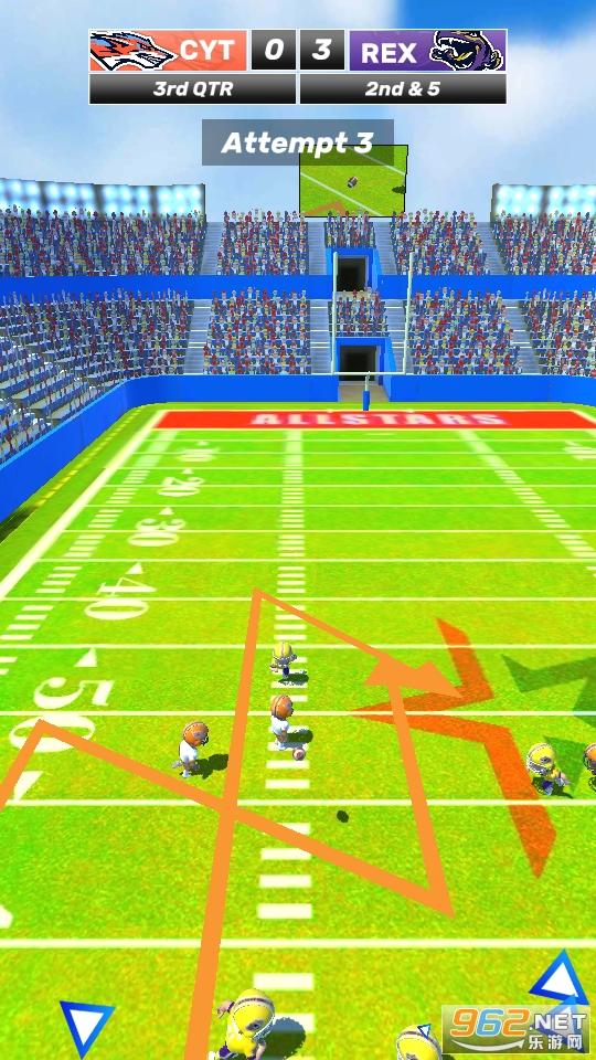 迷你足球大混乱游戏v0.14 手机版截图6