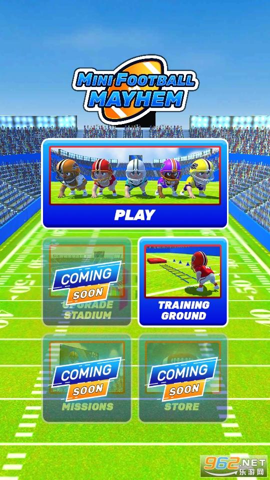 迷你足球大混乱游戏v0.14 手机版截图8