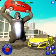 大猩猩vs�C器人游��v1.5 安卓版