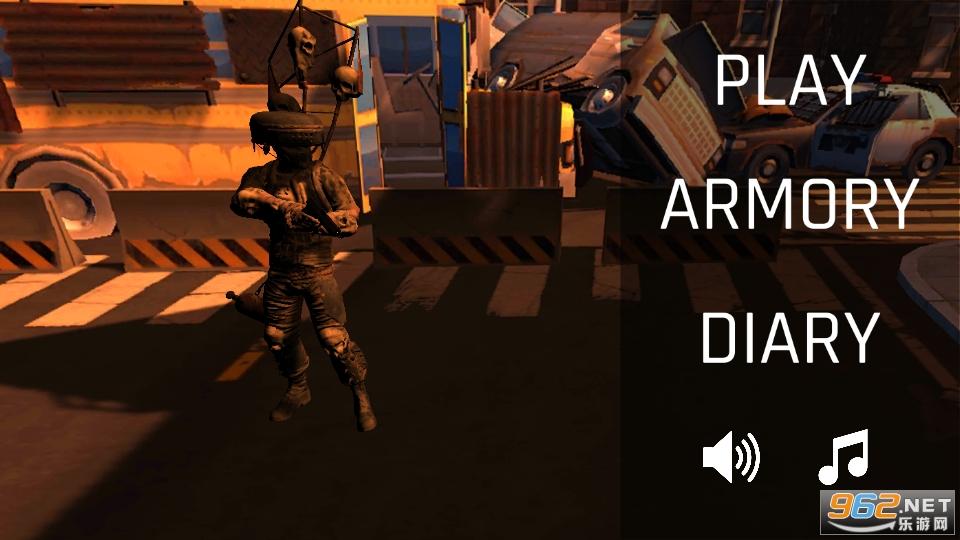 生存之城僵尸入侵完整版v2.0 全部关卡解锁截图2