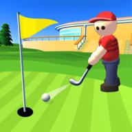 放置高尔夫俱乐部破解版v0.9.0安卓版