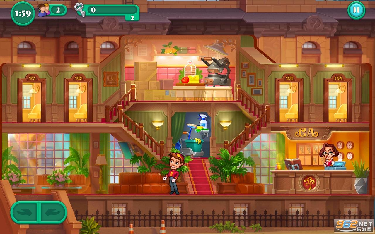 萌趣酒店游戏v1.0.0.1 安卓版截图3