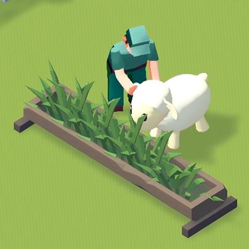 农场生产线游戏