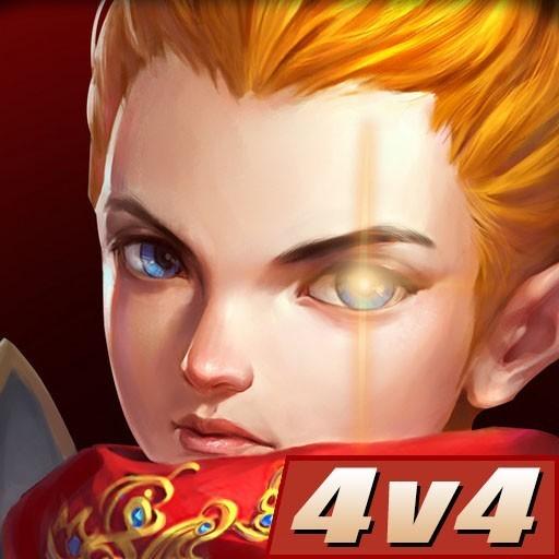 荣耀战场4v4游戏