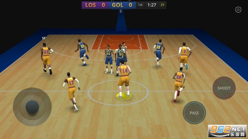 篮球运动竞技场2k21最新版2021v1.0截图2