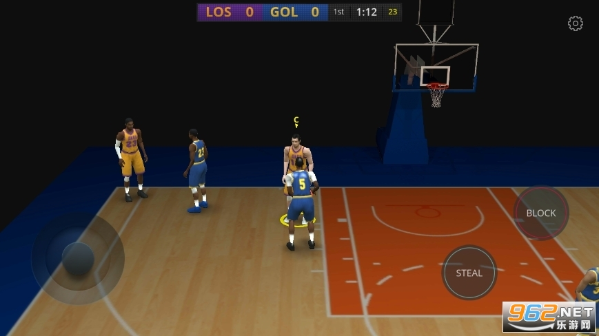 篮球运动竞技场2k21最新版2021v1.0截图0