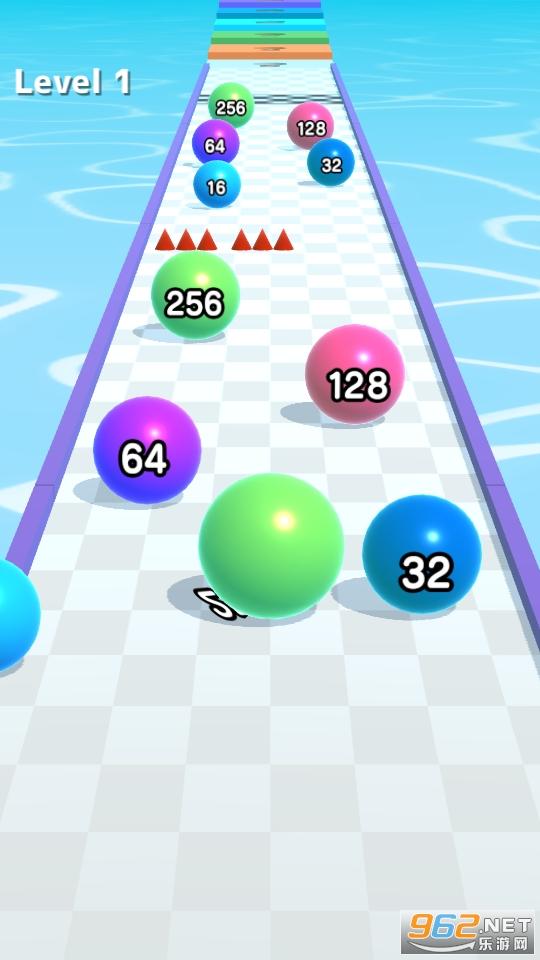 2048滚球球酷跑游戏v0.2.7 无广告截图6
